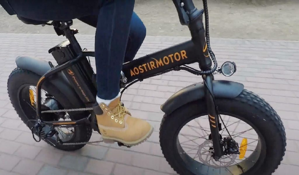 AOSTIRMOTOR A20 Folding Electric Bike, Surfans F20 Hi-Fi MP3 Player, and More
