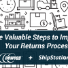 Newegg and Shipstation Improving Your Returns Process