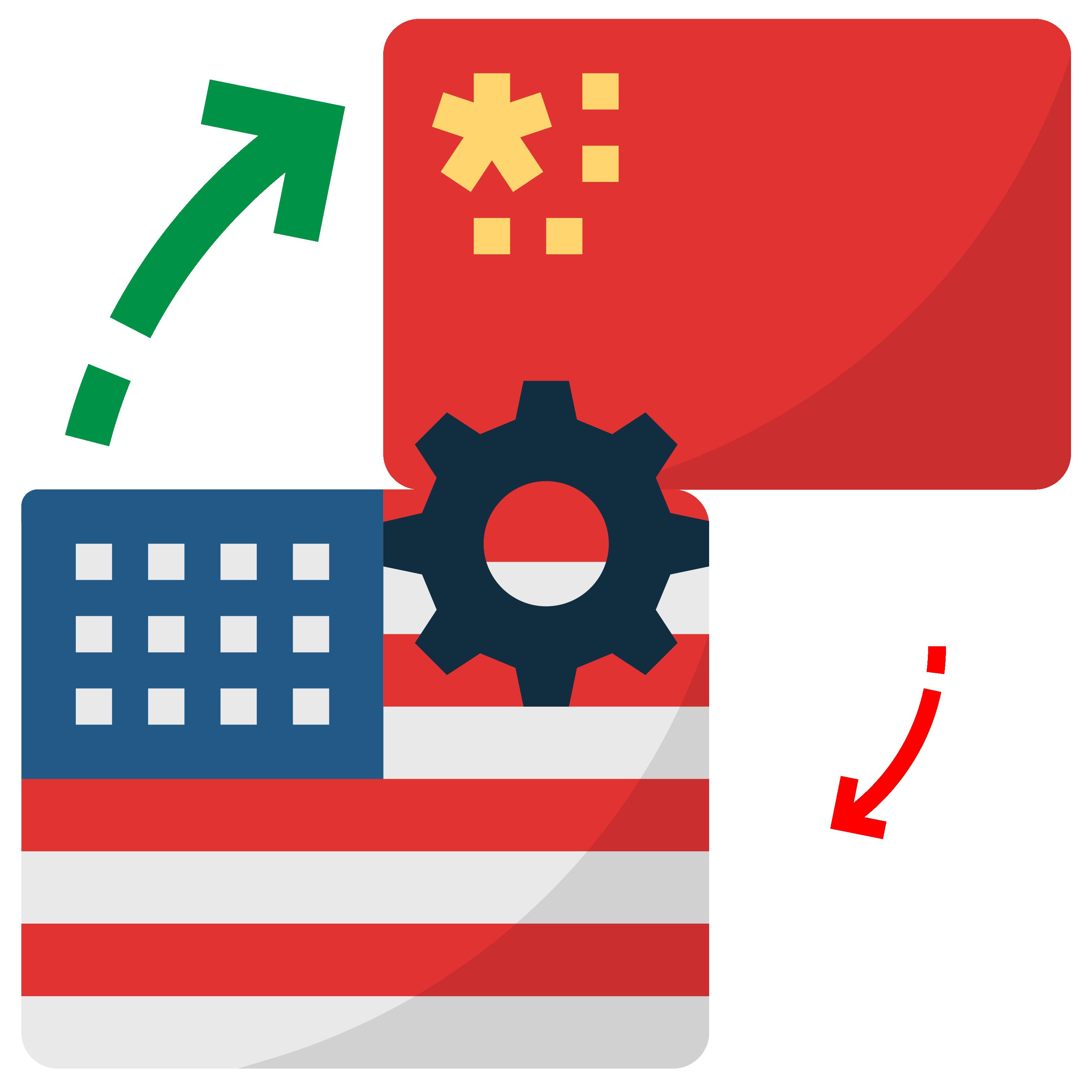 Newegg Floship US China trade Imbalance